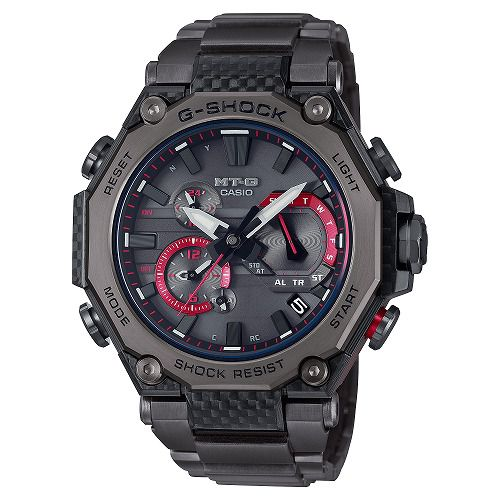 CASIO G-SHOCK MT-G 電波ソーラー腕時計 MTG-B2000YBD-1AJF メンズ スマートフォンリンク  国内正規品