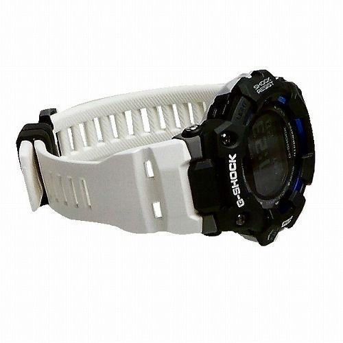 カシオGショック ジー・スクワッド デジタル腕時計 GBD-100-1A7JF メンズ スマートフォンリンク 国内正規品