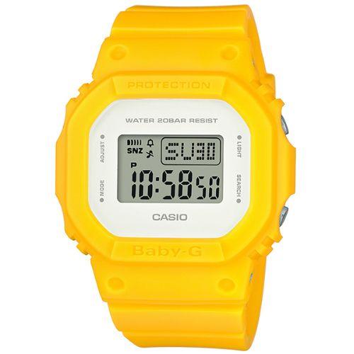 カシオ ベビーG デジタル腕時計  BGD-560CU-9JF レディース 限定品 国内正規品