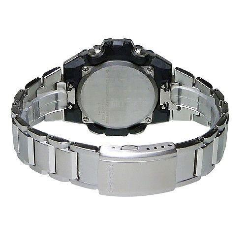 カシオGショックGスチール ソーラー腕時計 GST-B400CD-1A3JF スマートフォン リンク メンズ  国内正規品