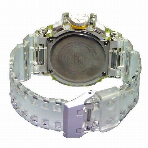 カシオGショック アナログ・デジタル腕時計  GA-400SK-1A9JF Clear Skeleton メンズ 国内正規品 限定品