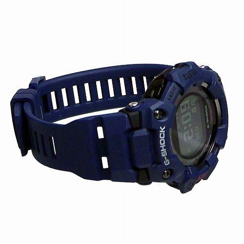 カシオGショック ジー・スクワッド デジタル腕時計 GBD-100-2JF メンズ スマートフォンリンク 国内正規品