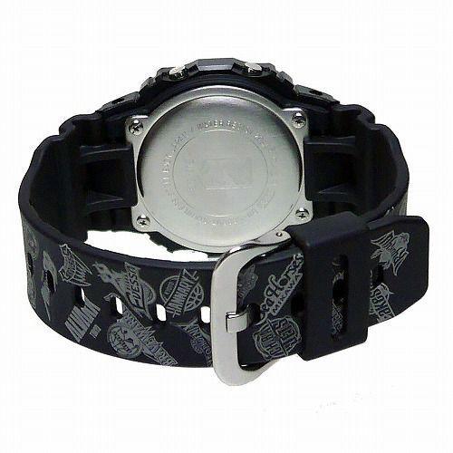CASIO G-SHOCK デジタル腕時計 DW-5600BLG21-1JR メンズ B.LEAGUEコラボレーションモデル 国内正規品