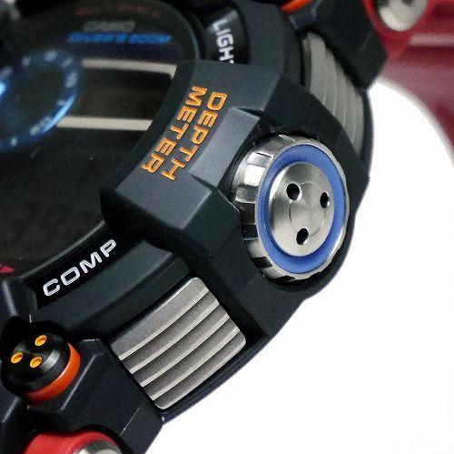 カシオGショック フロッグマン ソーラー電波腕時計 GWF-D1000ARR-1JR  メンズ 南極調査ROV コラボレーションモデル 国内正規品