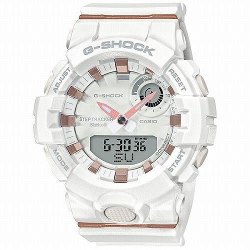 CASIO G-SHOCK G-SQUAD アナログ・デジタル腕時計 GMA-B800-7AJR メンズ  ミッドサイズ  スマートフォンリンク  国内正規品