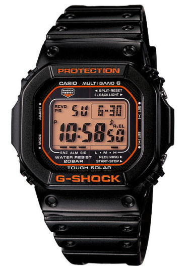カシオGショック ソーラー電波腕時計   GW-M5610R-1JF メンズ 国内正規品 【動画有】