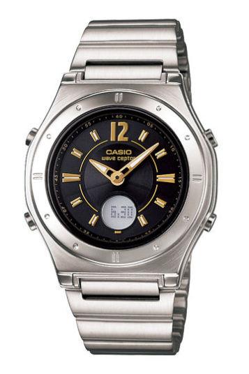 カシオ ウェーブセプター ソーラー電波腕時計  LWA-M141D-1AJF レディース 国内正規品