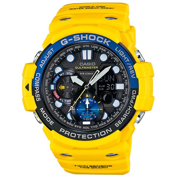 カシオGショック ガルフマスター 腕時計  GN-1000-9AJF メンズ 国内正規品