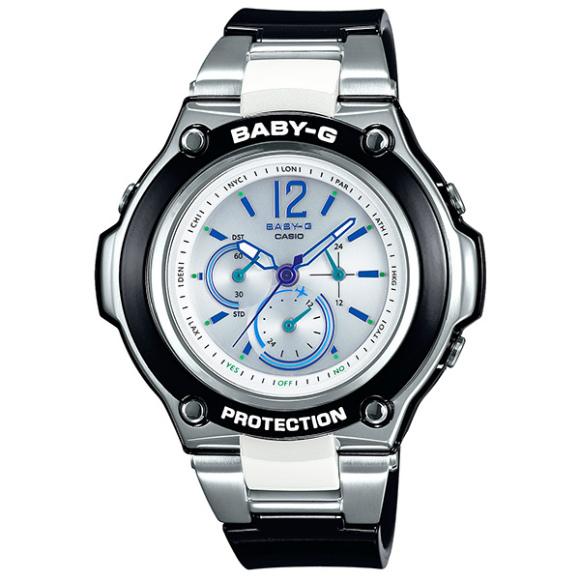 カシオ ベビーGトリッパー ソーラー電波腕時計    BGA-1400-1BJF レディース