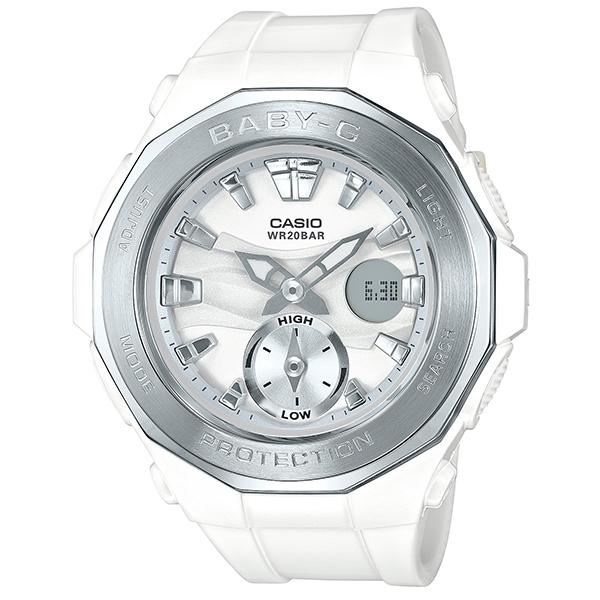 カシオ ベビーG Gライド アナ・デジ 腕時計  BGA-220-7AJF レディース 国内正規品 【動画有】
