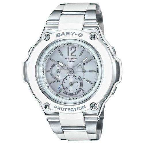 カシオ ベビーG ソーラー電波腕時計  BGA-1400CA-7B1JF レディース 国内正規品 【動画有】