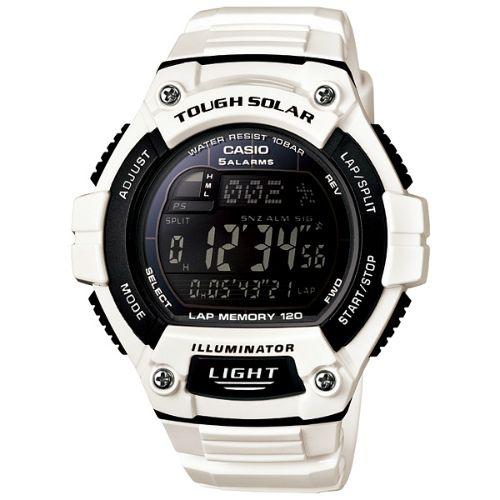カシオ デジタル スタンダード ソーラー腕時計  W-S220C-7BJF メンズ 国内正規品