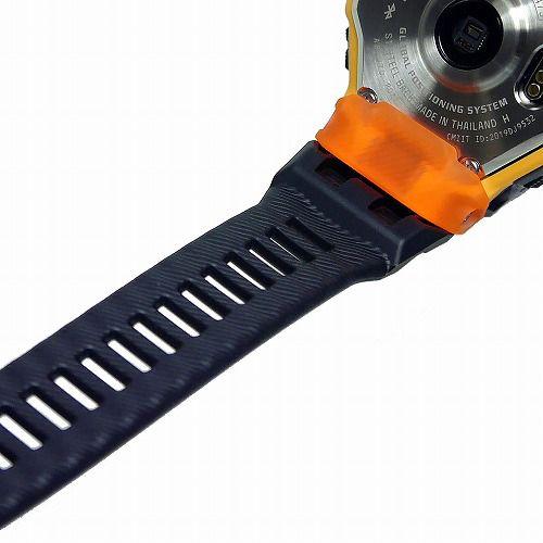 カシオGショック ジー・スクワッド 心拍計 GPS機能 Bluetooth 搭載 ソーラー電波腕時計 GBD-H1000-1A4JR メンズ 国内正規