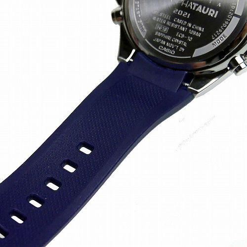 カシオ エディフィス 腕時計 ECB-10AT-1AJR メンズ Scuderia Alpha Tauri Limiited Edition スマートフォンリンク 国内正規品