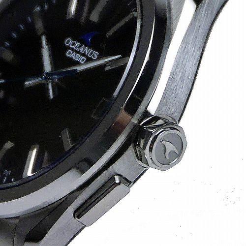 カシオ オシアナス ソーラー電波腕時計  CLASSIC LINE  OCW-T200S-1AJF メンズ スマートフォンリンク 3年保証 国内正規品