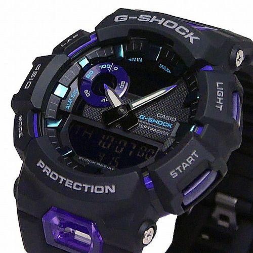 CASIO G-SHOCK アナデジ腕時計  GBA-900-1A6JF スポーツライン スマートフォンリンク メンズ 国内正規品