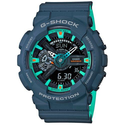 カシオGショック アナログ・デジタル腕時計  GA-110CC-2AJF メンズ 国内正規品