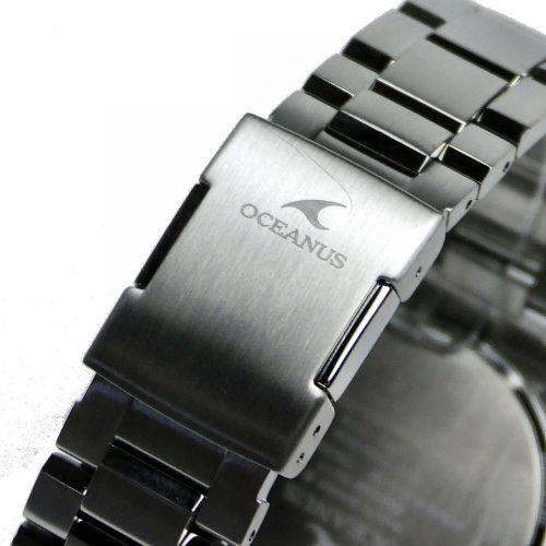 カシオ オシアナス ソーラー電波腕時計  CLASSIC LINE  OCW-T200S-2AJF メンズ スマートフォンリンク 3年保証 国内正規品