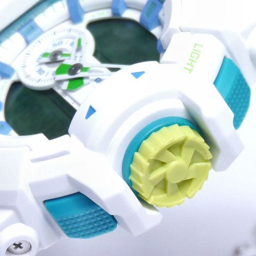 カシオGショック白 アナログ・デジタル腕時計  GA-400WG-7AJF メンズ 国内正規品 【動画有】