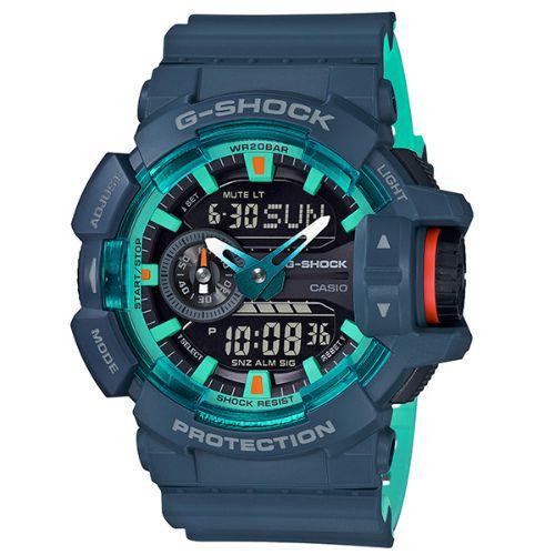 カシオGショック アナログ・デジタル腕時計  GA-400CC-2AJF メンズ 国内正規品