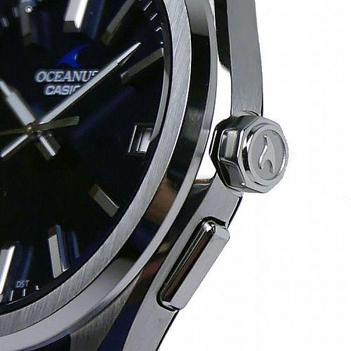 カシオ オシアナス ソーラー電波腕時計  CLASSIC LINE  OCW-T200SLE-2AJR メンズ スマートフォンリンク 3年保証 国内正規品