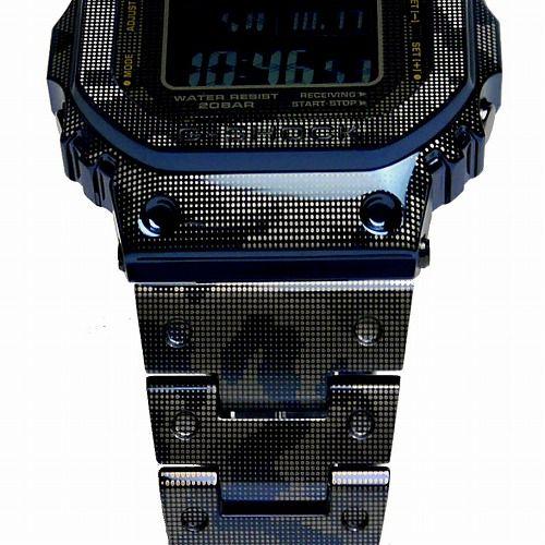 カシオGショック ソーラー電波腕時計 GMW-B5000TCF-2JR メンズ スマートフォンリンク カモフラージュ柄 限定品 国内正規品