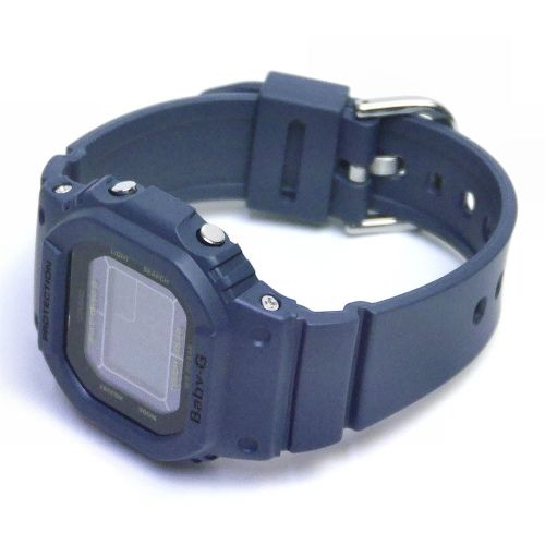 カシオ ベビーG ソーラー電波腕時計  BGD-5000-2JF レディース 国内正規品 【動画有】