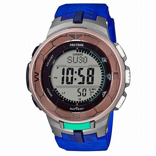 カシオ プロトレック ソーラーデジタル腕時計 PRG-330CC-5JR メンズ 日本自然保護協会コラボレーションモデル 国内正規品