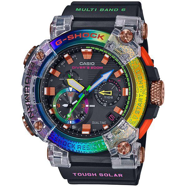 カシオGショック フロッグマン ソーラー電波腕時計 GWF-A1000BRT-1AJR  メンズ 限定品 国内正規品