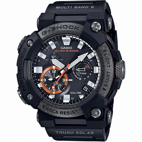 カシオGショック フロッグマン ソーラー電波腕時計 GWF-A1000XC-1AJF メンズ コンポジットバンド  国内正規品 予約受付