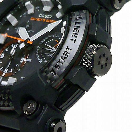 カシオGショック フロッグマン ソーラー電波腕時計 GWF-A1000XC-1AJF メンズ コンポジットバンド  国内正規品