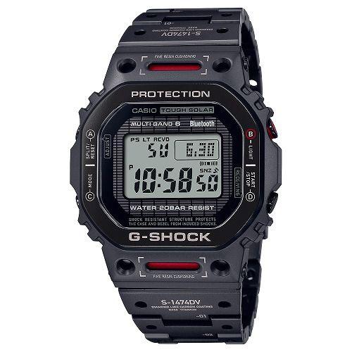 カシオGショック Bluetooth 搭載 ソーラー電波腕時計 GMW-B5000TVA-1JR メ ンズ  限定品  国内正規品