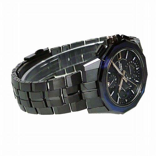 カシオ オシアナス マンタ Bluetooth搭載 ソーラー電波腕時計 OCW-S6000B-1AJF メンズ 3年保証 国内正規品