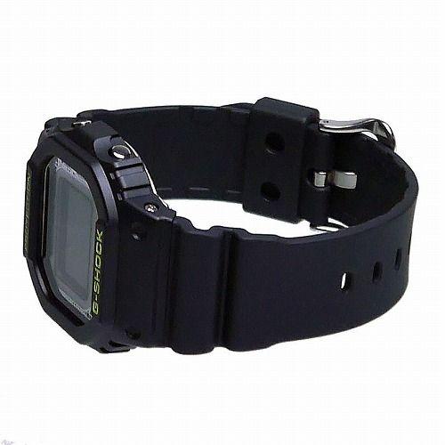 カシオGショック ソーラー電波腕時計 GW-B5600DC-1JF メンズ スマートホンリンク Black and Yellow Series 国内正規品