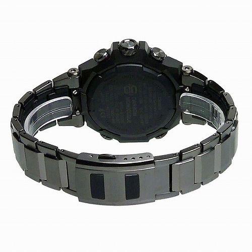 CASIO G-SHOCK MT-G 電波ソーラー腕時計 MTG-B2000BD-1A4JF メンズ スマートフォンリンク  国内正規品
