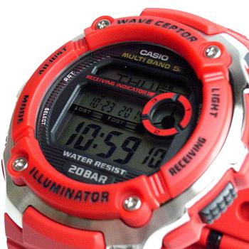 カシオ スポーツギア 電波腕時計  WV-M200-4AJF メンズ 国内正規品