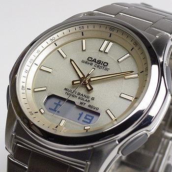 カシオ ソーラー電波腕時計ウェーブセプター  WVA-M630D-9AJF メンズ 国内正規品 【動画有】