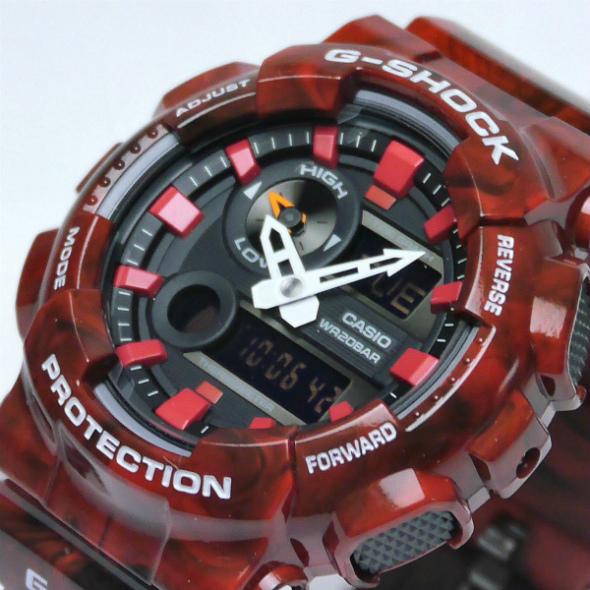 カシオGショックGライド アナログ・デジタル腕時計 CASIO G-SHOCK G-LIDE GAX-100MB-4AJF メンズ 国内正規品