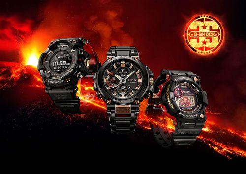 CASIO G-SHOCK MT-G MTG-B1000TF-1AJR Bluetooth搭載 電波ソーラー腕時計 35周年記念限定品 マグマオーシャン メンズ 国内正規品