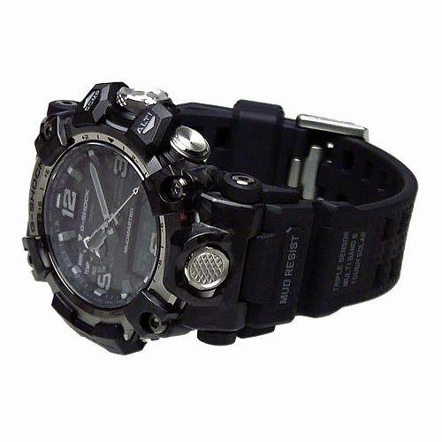 カシオGショック マッドマスター ソーラー電波腕時計 GWG-2000-1A1JF メンズ 国内正規品