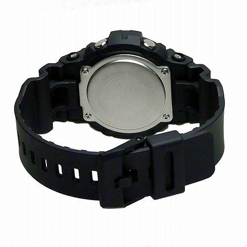 カシオGショック アナログ・デジタル腕時計  GA-800DC-1AJF Black and Yellow Series メンズ 国内正規品