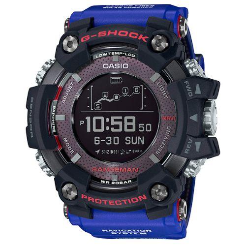 カシオGショック レンジマン ソーラー腕時計  GPR-B1000TLC-1JR  TEAM LAND CRUISER TOYOTA AUTO BODY コラボレーションモデル メンズ 国内正規品