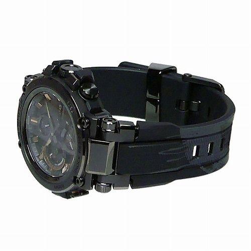 カシオGショックMT-G Bluetooth搭載 電波ソーラー腕時計 『Formless』太極 MTG-B1000TJ-1AJR メンズ スマートフォンリンク  国内正規品