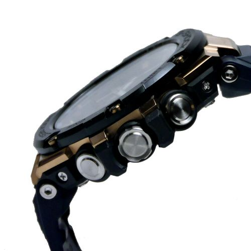 カシオGショックGスチール ソーラー腕時計  GST-B100G-2AJF メンズ 国内正規品
