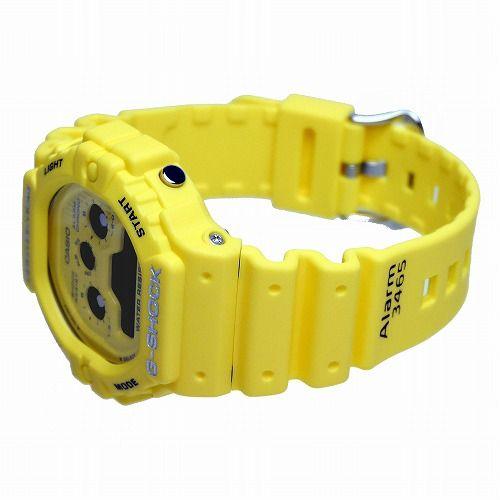 カシオGショック イエロー デジタル腕時計  DW-5900RS-9JF  メンズ 国内正規品