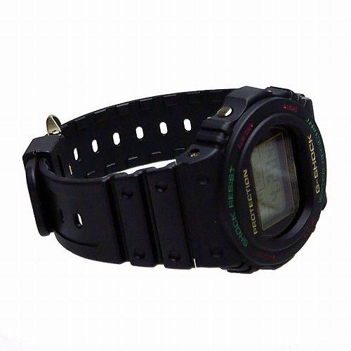 カシオGショック デジタル腕時計DW-5700TH-1JF Throwback1990s 国内正規品