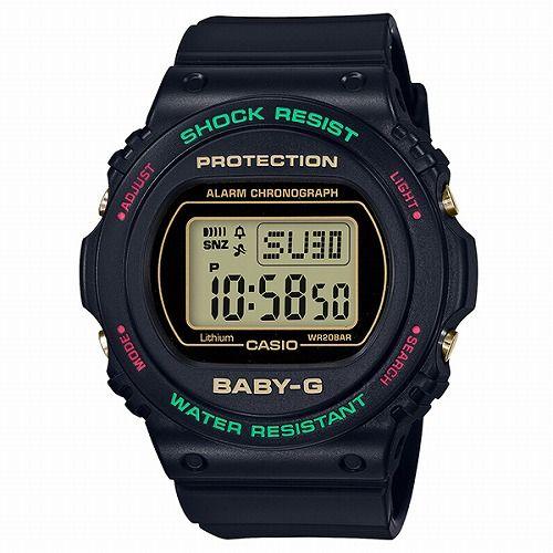 カシオ ベビーG デジタル腕時計 BGD-570TH-1JF レディース Throwback1990s 国内正規品