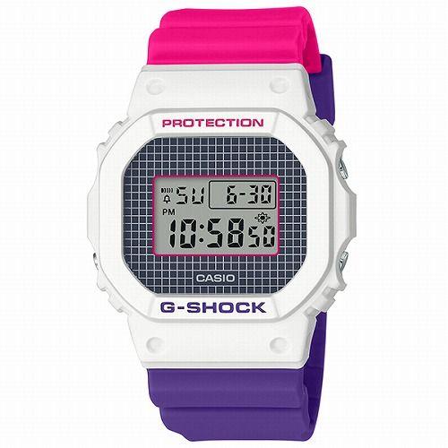 カシオGショック デジタル腕時計 DW-5600THB-7JF メンズ Throwback 1990s 国内正規品