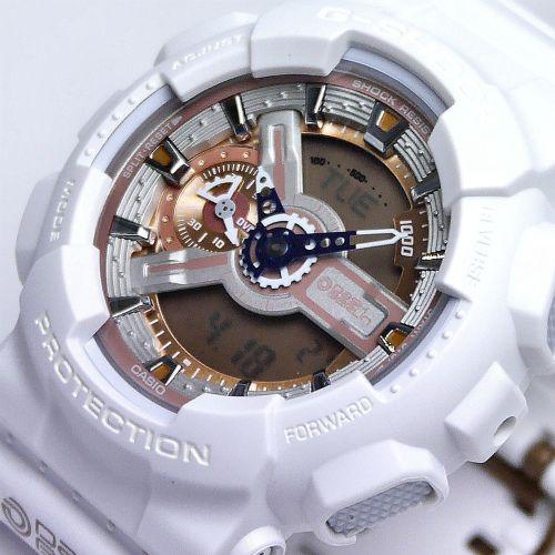 カシオGショック アナログ・デジタル腕時計  GA-110DB-7AJR Dash Berlin コラボレーションモデル メンズ 国内正規品