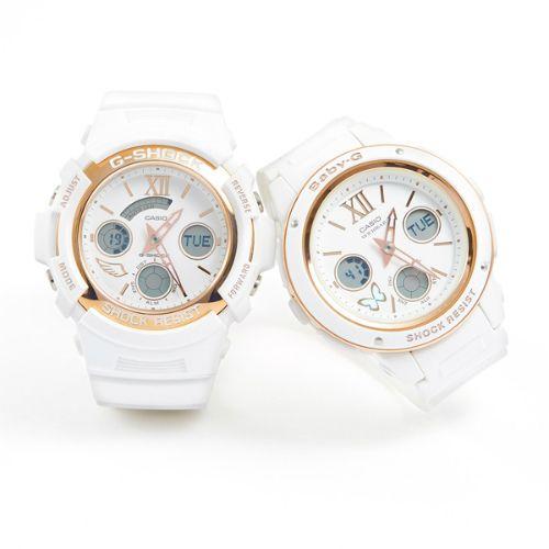 CASIO G-SHOCK/BABY-G ラバーズコレクション2018 アナログ・デジタル腕時計  LOV-18A-7AJR 国内正規品